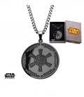 Star Wars Stainless Steel Empire Pendant