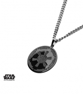 Pendentif Star Wars Inox Empire