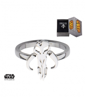 Star Wars Mandolorian ring us size 6
