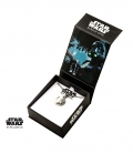 Double Star Wars Stainless Steel Rogue One Pendant