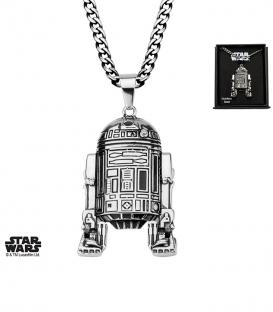 Pendentif Star Wars R2D2 3D