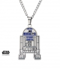 Pendentif Star Wars R2D2