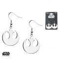 Star Wars Rebel Earrings