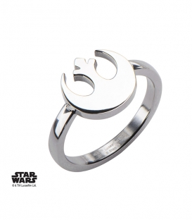 Bague Star Wars Rebelle Inox Taille US 6