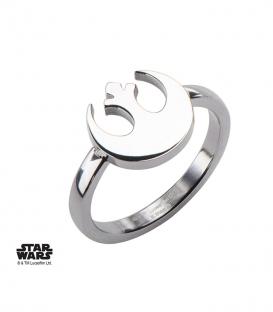 Bague Star Wars Rebelle Inox Taille US 6