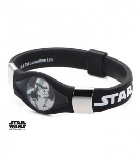 Bracelet Silicone Star Wars Storm Trooper 1