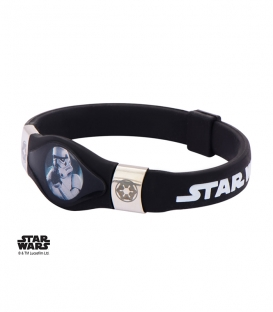 Star Wars Storm Trooper Silicone Bracelet 2