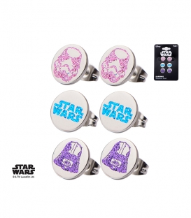 Star Wars Earrings Set