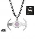 Pink Stormtrooper Star Wars Pendant