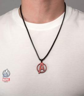 Marvel Pendant Avengers Symbol Stainless Steel metal
