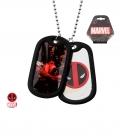 Deadpool Marvel Pendant