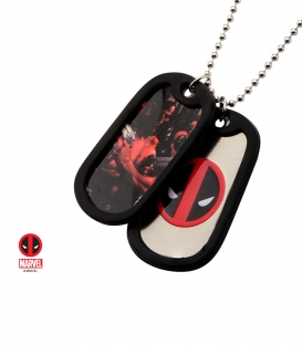 Deadpool Marvel Pendant