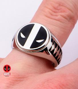 Marvel Deadpool Mask Ring Us Size 12
