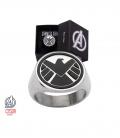Bague Chevalière Marvel Shield Inox Taille 10 US