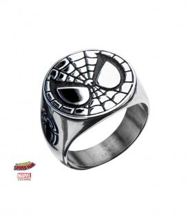 Bague Chevalière Marvel Masque Spiderman Taille US 10
