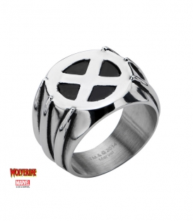 Marvel Wolverine Ring Stainless Steel Metal Us SIze 10