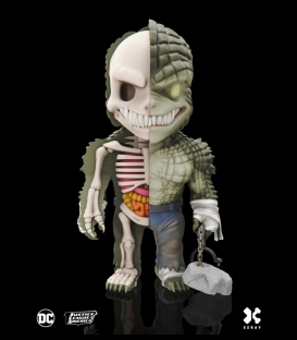 XXRAY Dc Comics Killer Croc