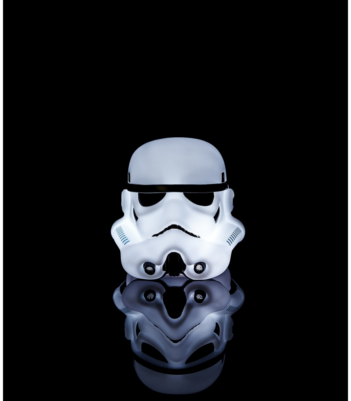 lampe star wars stormtrooper. Black Bedroom Furniture Sets. Home Design Ideas