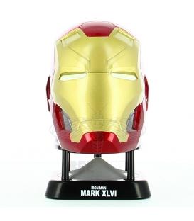 Mini IronMan Civil War Mk46 Helmet BlueTooth Speaker
