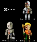 XXRAY Dc Comics Pack 1