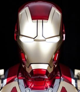 Iron Man M43 Buste Enceinte Bluetooth
