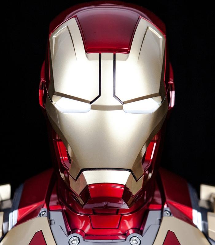 Iron Man M43 Bust Bluetooth