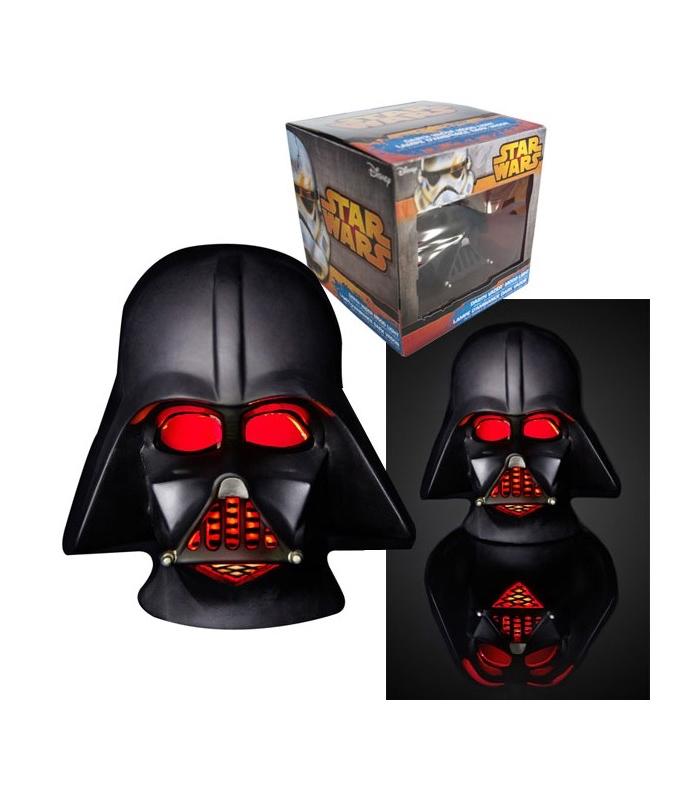 lampe star wars dark vador. Black Bedroom Furniture Sets. Home Design Ideas