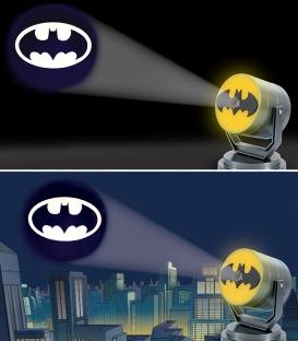 Lampe Batman de projection Dc Comics