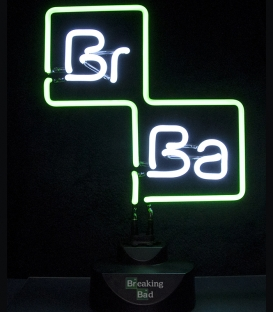 Lampe Breaking Bad Néon