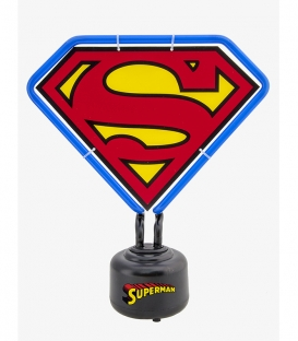 Lampe Superman Neon