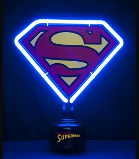 Lampe Superman Néon DC Comics