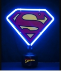 Lampe Superman Néon DC Comics