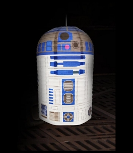 R2D2 Star Wars Paper lightshade