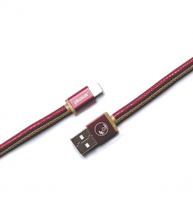 LIFESTAR Micro USB Cable Ruby Sunset 1m