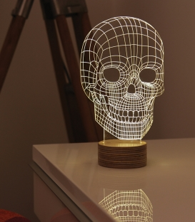 Skull Immersive Light
