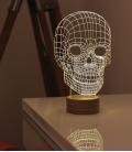 Lampe Bulbing Skull