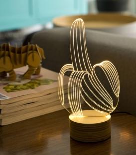 Lampe immersive Banana