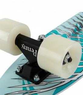 """Skate Penny Hawk Full Skull 22"""" Complete Cruiser"""