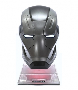 Enceinte Casque Iron Man War Machine Mark3 1:1 Bluetooth