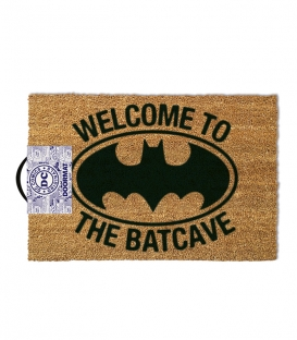 Batman (Welcome to the Batcave) Doormat