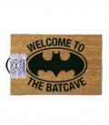 Batman (Welcome to the Batcave) Doormat