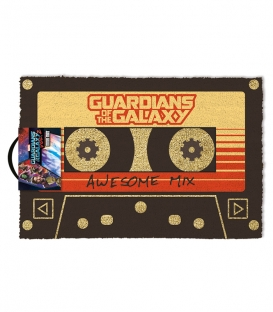 Guardians Of The Galaxy Vol 2 (Awesome Mix) Doormat