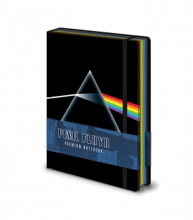 Carnet A5 Pink Floyd Premuim Dark Side Of The Moon
