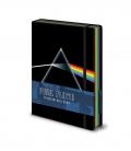 Pink Floyd (Dark Side Of The Moon) Premium A5 Notebook