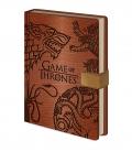 Game of Thrones (Sigils) Premium A5 Notebook