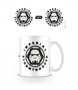 Star Wars Imperial Mug (imperial trooper)