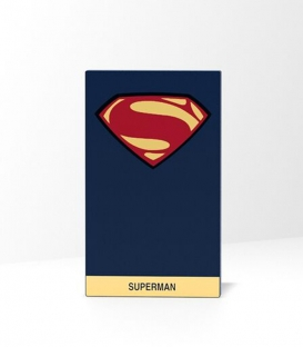 Power Bank Dc Movie Superman 4000 mAh