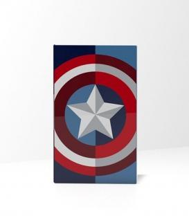 Tribe Marvel Power Bank Captain America 4000 mAh