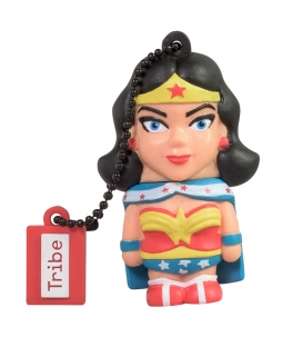 Clé USB 16Go 3D Wonder Woman Dc Comics