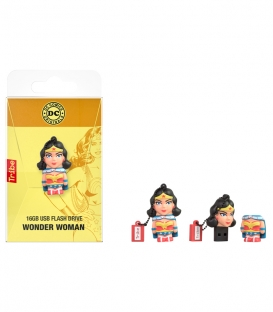 Dc Comics Wonder Woman 3D USB Key 16GB